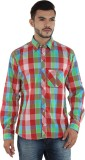 Mxx Sports Men's Checkered Casual Multic...