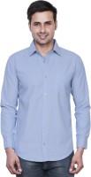El Figo Formal Shirts (Men's) - EL FIGO Men's Solid Formal Light Blue Shirt