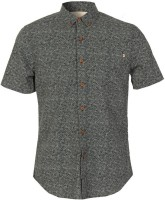 Farah Formal Shirts (Men's) - Farah Men's Solid Formal Blue Shirt