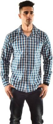 Sp Bearer Men's Checkered Casual Multicolor Shirt