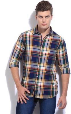 Arrow Sport Men's Casual Multicolor Shirt