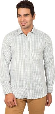 BlackBird Men's Checkered Casual Multicolor Shirt