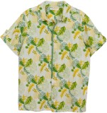 My Little Lambs Boys Printed Casual Gree...