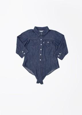 Levis Kids Girl,s Casual Shirt