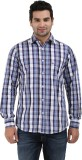 Haberfield Men's Checkered Casual Multic...