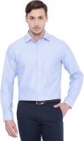 I voc Formal Shirts (Men's) - I-Voc Men's Solid Formal Light Blue Shirt