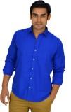 Atmosphere Men's Solid Formal Dark Blue ...