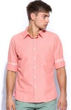 Van Heusen Sport Men's Solid Formal Pink...