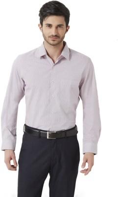 Peter England Men's Printed Casual Multicolor Shirt
