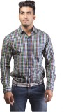 Indian Weller Men's Checkered Casual Mul...