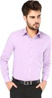 Imagica Formal Shirts (Men's) - Imagica Men's Solid Formal Purple Shirt