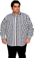 Xmex Formal Shirts (Men's) - XMEX Men's Striped Formal Red Shirt