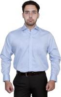 Port Formal Shirts (Men's) - Port Men's Solid Formal Light Blue Shirt