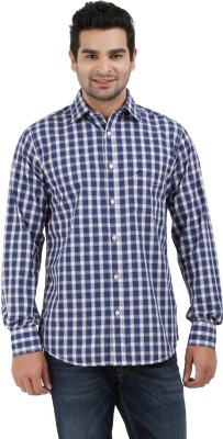 Haberfield Men's Checkered Casual Multicolor Shirt