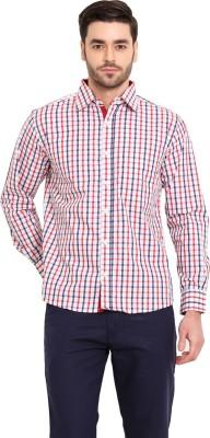 Ennoble Men's Checkered Casual Multicolor Shirt