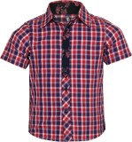 Tickles By Inmark Boys Checkered Casual ...