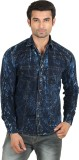 Caddy Cark Men's Floral Print Casual Den...