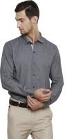 The Trump Formal Shirts (Men's) - The Trump Men's Solid Formal Black Shirt
