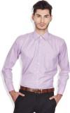 Arihant Men's Self Design Casual Pink Sh...