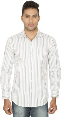 SmartCasuals Men's Striped Casual Multicolor Shirt