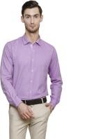 The Trump Formal Shirts (Men's) - The Trump Men's Solid Formal Purple Shirt