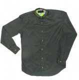ARCS Agencies Men's Solid Casual Black S...