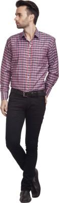 Zuricch Men's Checkered Casual Multicolor Shirt