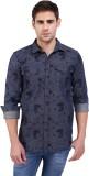 Bombay Casual Jeans Men's Floral Print C...