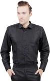 Jorzzer Roniya Men's Solid Formal Black ...