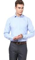 Ethiculture Formal Shirts (Men's) - Ethiculture Men's Solid Formal Light Blue Shirt