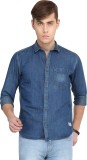 Derby Jeans Community Men's Solid Casual...
