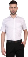 Urban Nomad By Inmark Formal Shirts (Men's) - Urban Nomad by Inmark Men's Solid Formal White Shirt