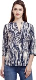 Mask Lifestyle Women's Printed Casual Gr...