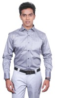Pioneer Calicos Formal Shirts (Men's) - Pioneer Calicos Men's Solid Formal White Shirt