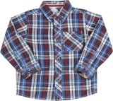 Mothercare Baby Boys Checkered Casual Mu...