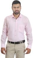 Player Formal Shirts (Men's) - Player Men's Solid Formal Pink Shirt
