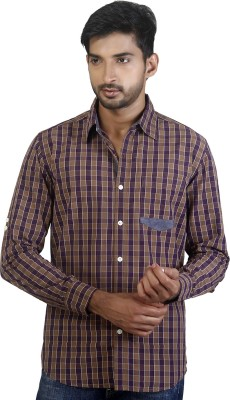Repique Men's Checkered Casual Multicolor Shirt