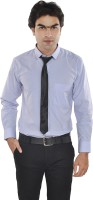 Reliable Traders Formal Shirts (Men's) - Reliable Trader's Men's Solid Formal Light Blue Shirt