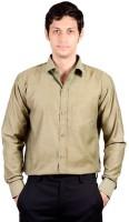 Bnzei Formal Shirts (Men's) - BNZEI Men's Solid Formal Grey Shirt
