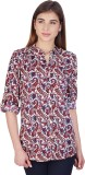 Color Cocktail Women's Printed Casual Mu...