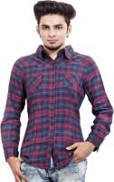 Magpie Formal Shirts (Men's) - MagPie Men's Self Design Formal Multicolor Shirt