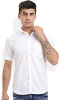 Odin Formal Shirts (Men's) - Odin Men's Solid Formal White Shirt