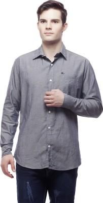 Akara Men's Solid Casual Shirt