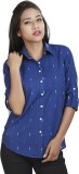 Defossile Women's Embroidered Casual Mul...