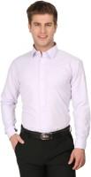 Jermyn Crest Formal Shirts (Men's) - Jermyn Crest Men's Solid Formal White Shirt