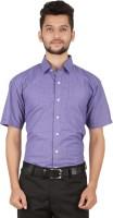 Stylo  Shirt Formal Shirts (Men's) - Stylo Shirt Men's Checkered Formal Blue Shirt