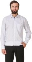 Amb Formal Shirts (Men's) - Amb Men's Solid Formal White Shirt