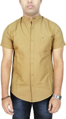 Southbay Men's Solid Casual, Party, Lounge Wear Shirt
