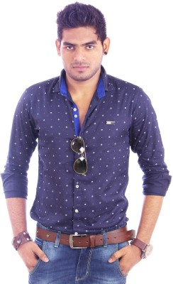 Paelilo Men's Printed Casual Shirt