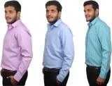 Maharaja Men's Checkered, Solid, Striped...